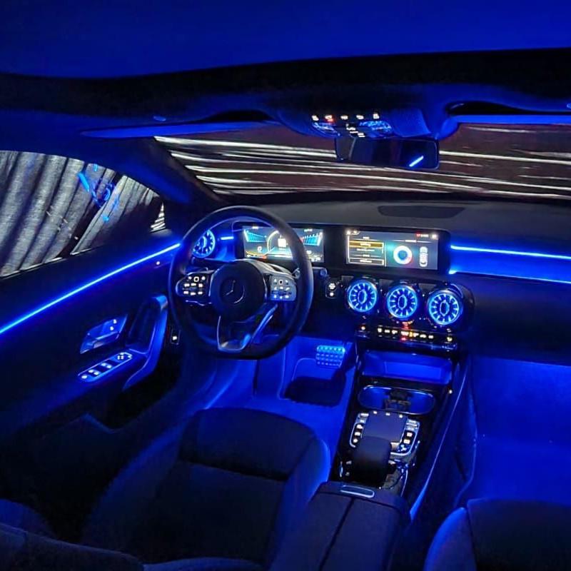 LED-Komplettumbau-Mercedes-A-Klasse