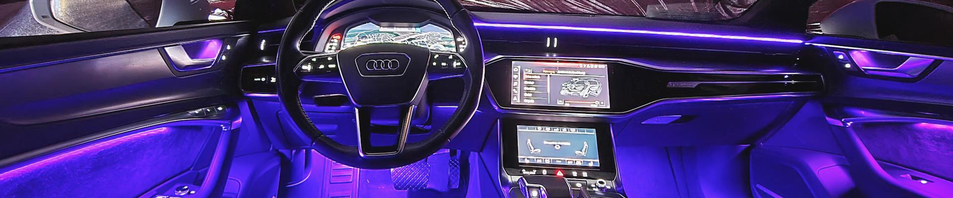 Auto-Ambientebeleuchtung-LED-Troisdorf