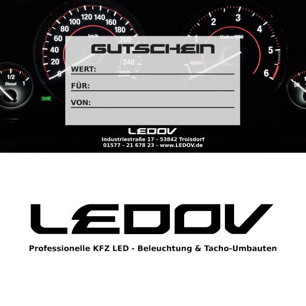 LEDOV - Gutschein